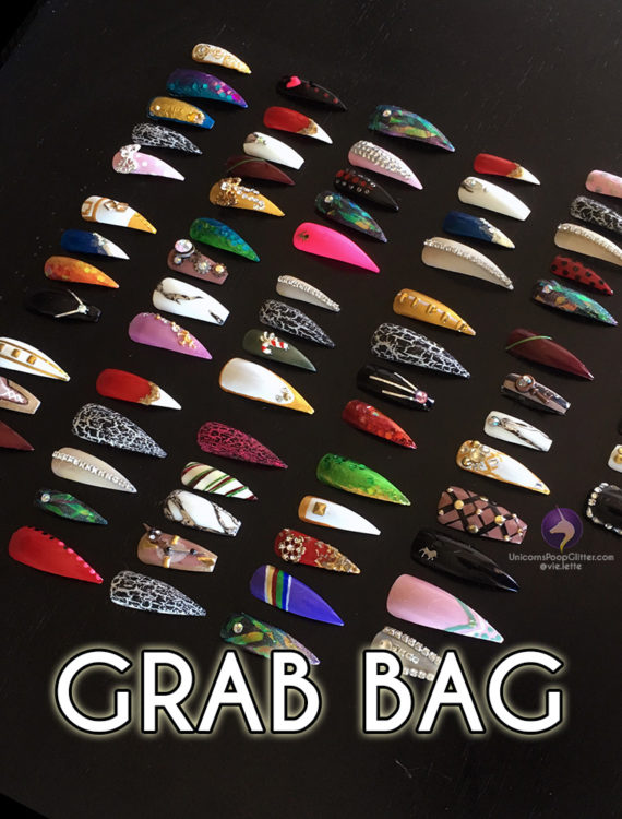 mix-princess-false-nails-stiletto-GRAB