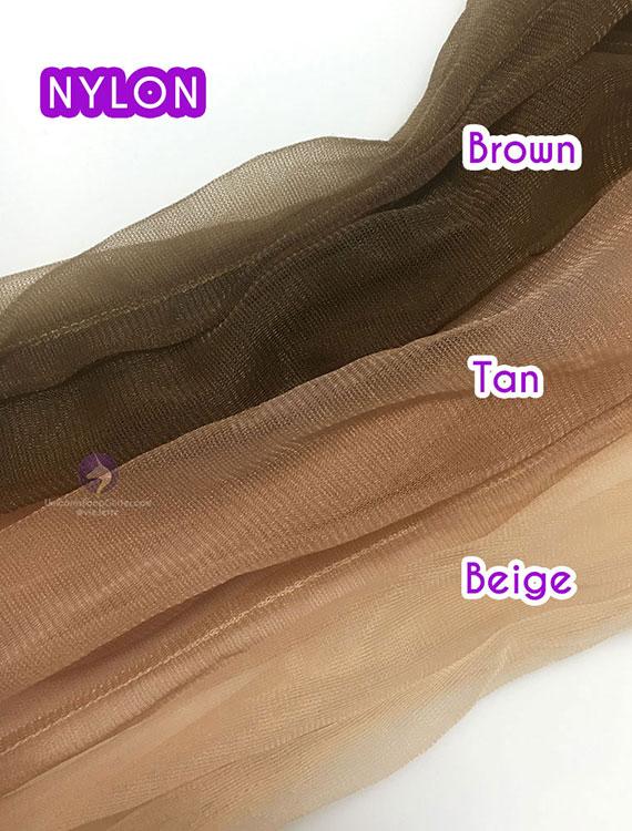 Nylon gloves sheer